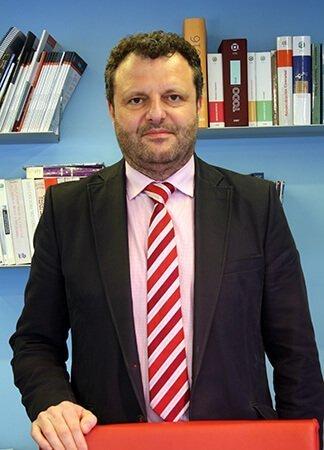Ángel Andújar, socio director de COAGA Abogados y Asesores
